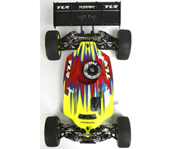 TLR04003 Team Losi 8IGHT 4.0 Race Kit: 1/8 4WD Nitro Buggy