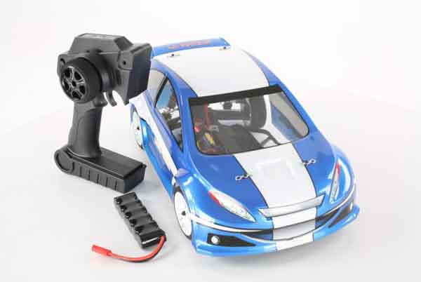 EMB-WRCH LC RACING - 1/14 Mini Rally 2.4GHz Brushless RTR