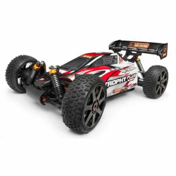 HP107016 HPI Racing Automodello Elettrico TROPHY BUGGY FLUX 2.4G RTR