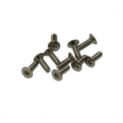 UR161206 ULTIMATE :: VITE 2X6MM TESTA PIATTA (10PZ)