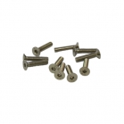 UR161316 ULTIMATE :: VITE M3X16MM TESTA PIATTA (10PZ)
