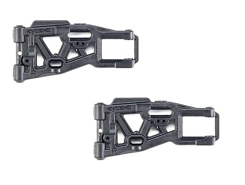 IF487-H Kyosho Hard Front Lower Sus. Arm (L,R)  MP9 TKI4