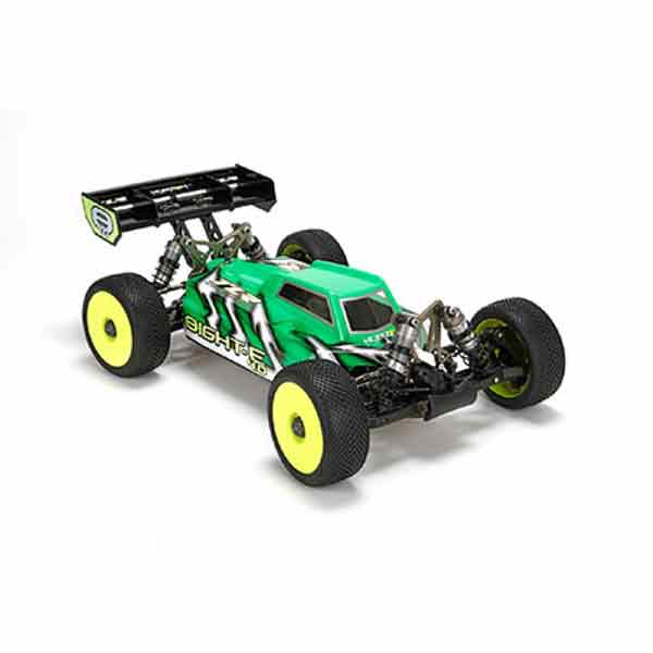 TLR04004 TEAM LOSI 8IGHT-E 4.0 KIT: 1/8 4WD ELECTRIC BUGGY