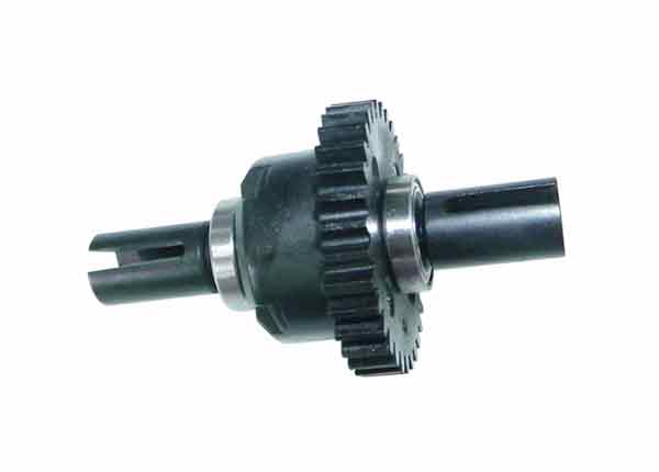 BS810-026 BSD Racing CENTRAL DIFFERENTIAL UNIT   (UTOR 8E)