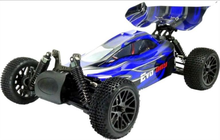 HS94307 HSP AUTOMODELLO BUGGY EVO BGY 1/10  RTR PRONTO ALL'USO