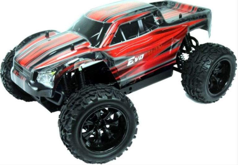HS94311 HSP AUTOMODELLO MONSTER EVO MON 1/10  RTR PRONTO ALL'USO