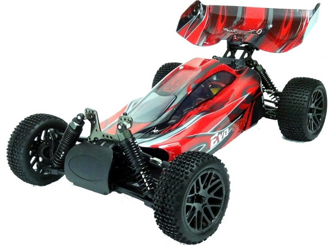 HS94307P HSP AUTOMODELLO BUGGY EVO BGY 1/10  RTR BRUSHLESS PRONTO ALL'USO