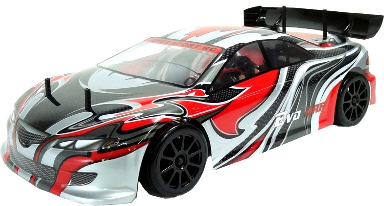 HS94323P HSP AUTOMODELLO EVO PRO DRIFT DRF  1/10  RTR BRUSHLESS PRONTO ALL'USO