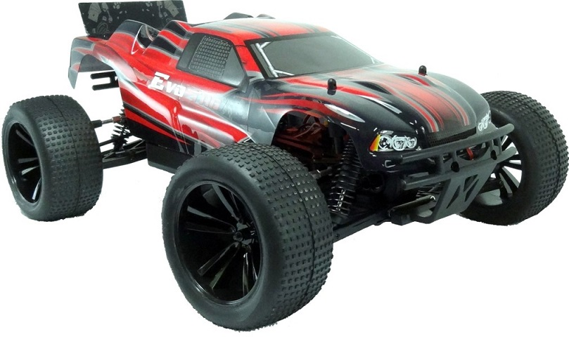 HS94324P HSP AUTOMODELLO TRUGGY EVO TRG 1/10  RTR BRUSHLESS PRONTO ALL'USO