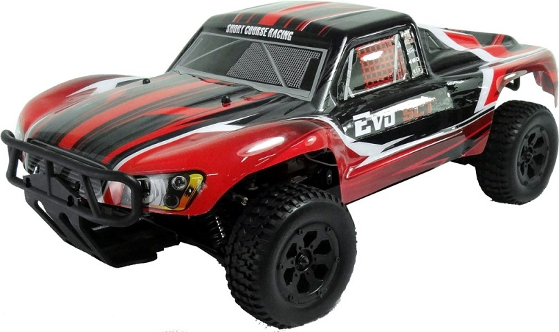 HS94370P HSP AUTOMODELLO SHORT COURSE EVO SCT 1/10  RTR BRUSHLESS PRONTO ALL'USO