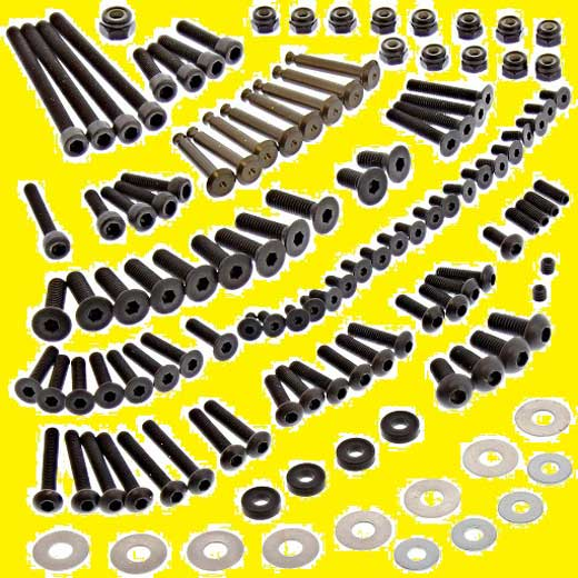 D815-29 Hot Bodies FORTI SCONTI Kit Viti e Varie D815