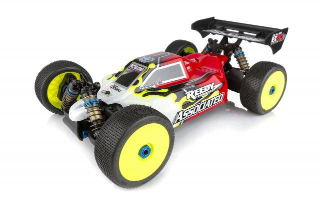 AE80936 Associated RC8B3.1e Team Kit 1:8 Scale Electric 4WD Off Road Competition Buggy Kit