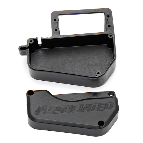 AE81303	Associated Box Servo Ricevente  RC8B3.1E Serie