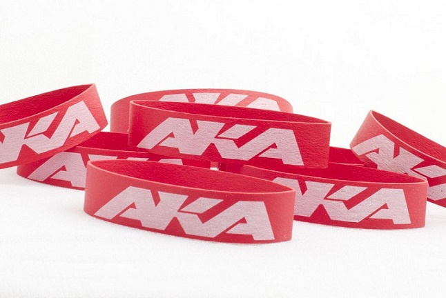 AK44002 AKA Tire Mounting Bands 1:8/1:10 (8) AKA RACE