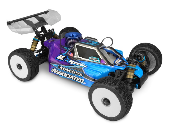 J0325 JConcept Carrozzeria STRIKE 2 Roar National Champion Body Team Associated RC8B3 Serie