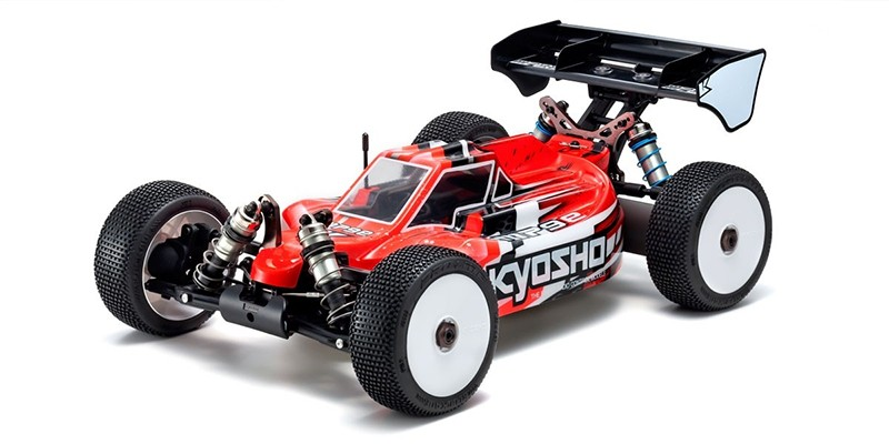 34105B Kyosho Nuovo Automodello INFERNO MP9-E EVO 1/8 Buggy RC