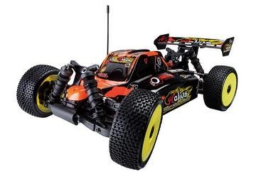 MY802 Ming Yang Automodello HELIOS BUGGY FLUX RTR 1:8 (Carrara Z9)