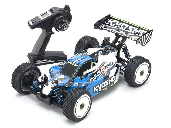 34106T1B Kyosho Automodello INFERNO MP9e EVO Readyset EP 1:8 Off Road