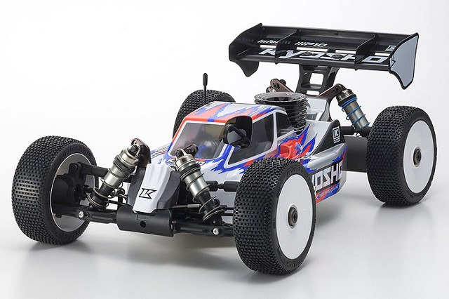 33015B Kyosho Inferno MP10 1/8 Kit Nitro Buggy