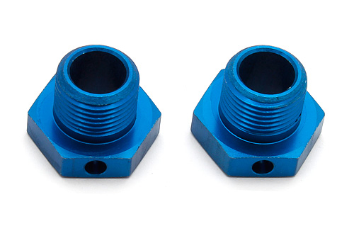AE81081 Associated FT Hex Drives, 17 mm, blue