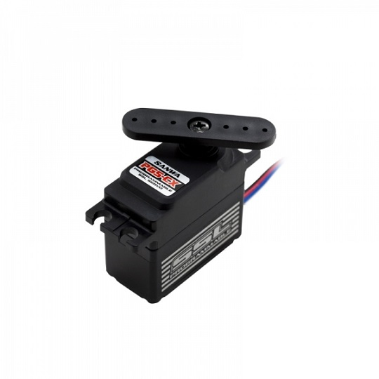 107A54523A Sanwa PGS-CX Hi-Torque Programmable Servo (High Voltage)