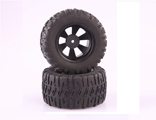 L6061 LC RACING Gomme Monster (2) EMB