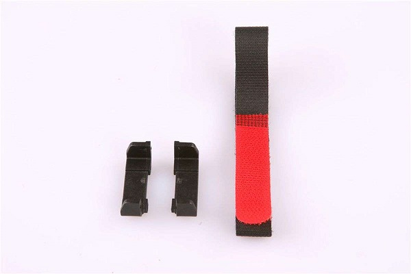 L6008 LC RACING Velcro Supporto Batterie EMB