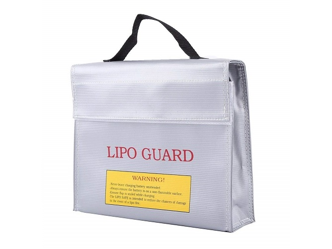 BLI514 BlissRc Bag LiPo Guard 240x65x180mm