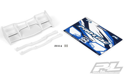 PRL6249-04 Pro Line ALETTONE TRIFECTA BIANCO BUGGY 1:8