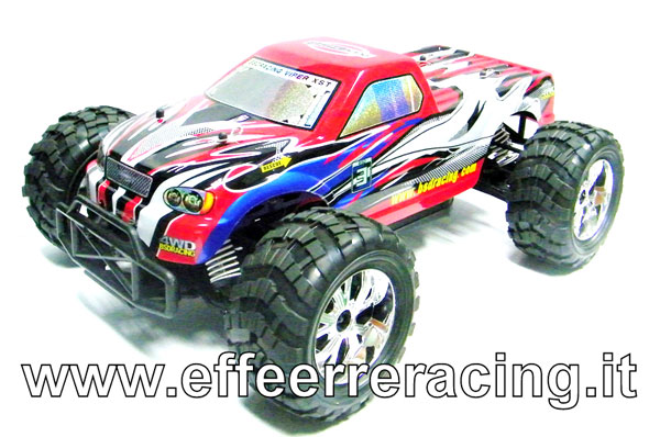 BS706T BDS Racing 1/10 RTR BRUSHED MONSTER TRUCK BSD RACING