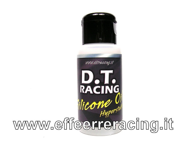 DT0650 DT Racing Olio Silicone Ammortizzatori Hyperstable #650