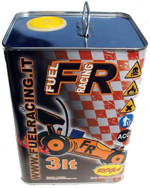 FRC025 Effe Erre Fuel Racing Miscela FR TOP 25% Lt. 3 by Roga