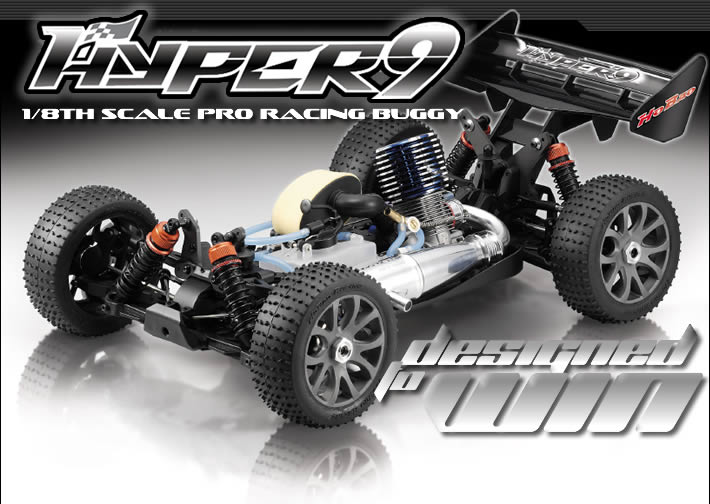 HBHYPER9 Hobao Automodello Hyper 9 Buggy Competition