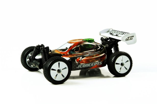 0015 Illuzion - Half 8 Kyosho(Mini inferno)
