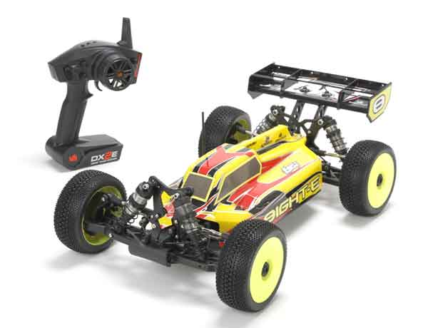LOS04003 TLR EIGHT 3.0 1/8 ELECTRO RTR AVC SPEKTRUM