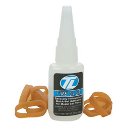 TLR76002 Team Losi Losi Tire Glue,Kit Off Road