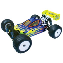 PAR10094 Parma Carrozzeria 1/18 X-CITER BUGGY PER ASSOCIATED RC18T