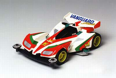 TA19407 Tamiya Mini4wd JR Vanguard Sonic