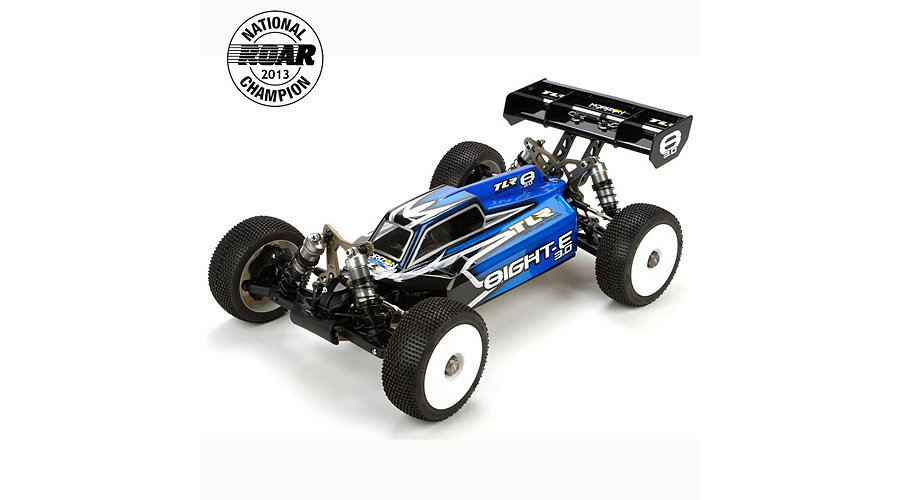TLR04002 Team Losi 8IGHT-E 3.0 Race Kit 1/8 4WD Electric Buggy