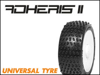MP-J28540 Medial Pro ADHERIS 2 Gomme 1/8 Off su Cerchio Mescola