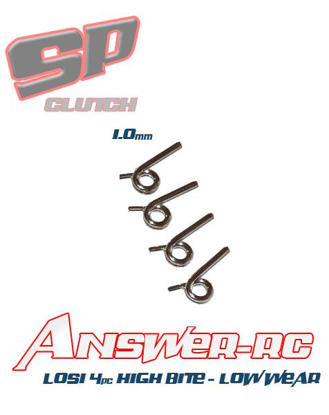 ANSCS2010 Answer  Molle Frizione Losi 1.0mm -4pz-