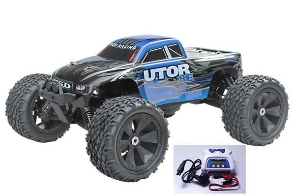 BS810T BSD Racing 1/8 RTR BRUSHLESS MONSTER TRUCK BSD RACING