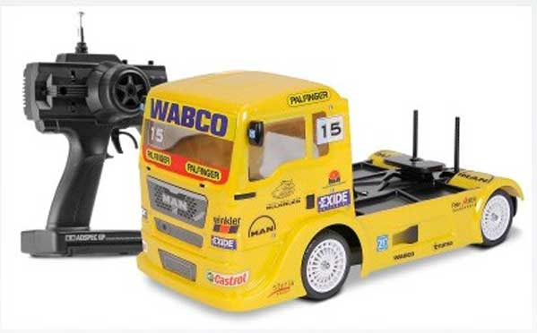 CA709015 Carson RC Camion MAN Race Truck #15 RTR Tipo 2