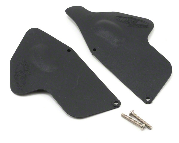 DER-110L DE Racing Mud Guards Parafango Posteriori (Losi 8ight/2.0)