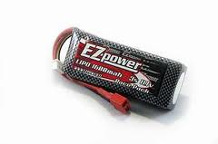 EZP1600/3T EZ Power BATTERIA LIPO 3 CELLE 1600 MAH 11,1V - 25C