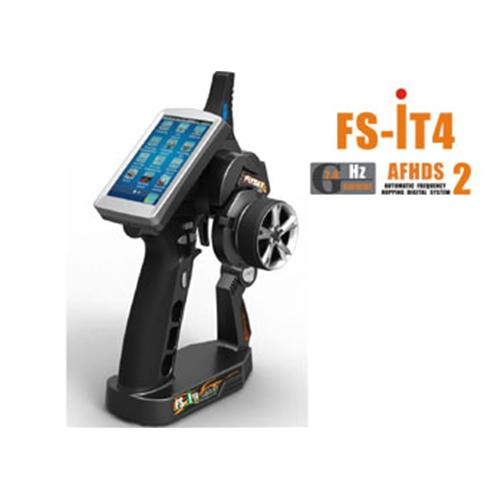 FS400 FLY SKY Radiocomando TX IT4 Computer 2.4GHZ Lipo Battery Touch Screen