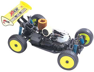 X1CRpro 1/8 Competition Buggy