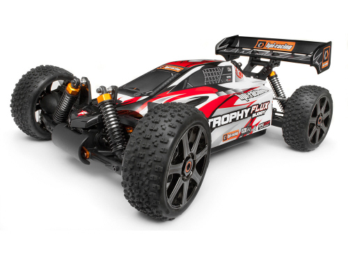 HP101706 HPI Racing Automodello Elettrico TROPHY BUGGY FLUX 2.4G RTR