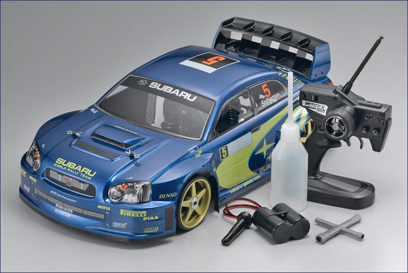 BK 1:8 Inferno GT readyset