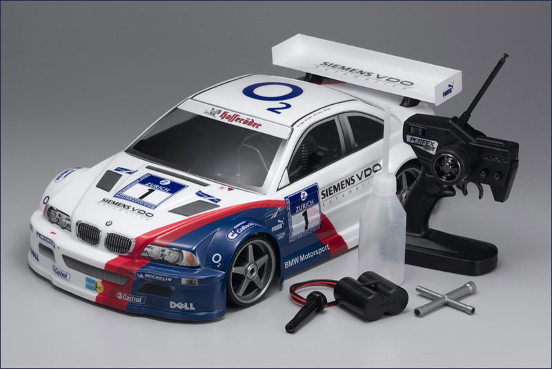 Inferno GT BMW M3 1:8 4WD